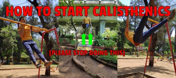 How To Start Calisthenics Featured Image